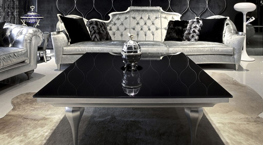 Cras pharetra massa mi 5 Black Coffee Tables to glamp up your home glass 1024x565
