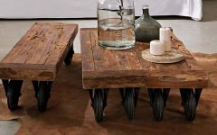 Rustic design coffee tables for your living room 1 1 240x150