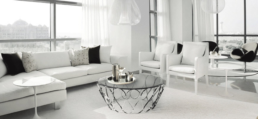 66254-7727775  Modern coffee tables for a Luxury room design 66254 7727775