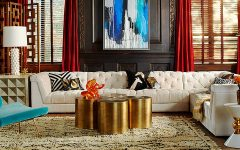 gold coffee table Gold Coffee Table Design Ideas you Will Covet feature 2 240x150