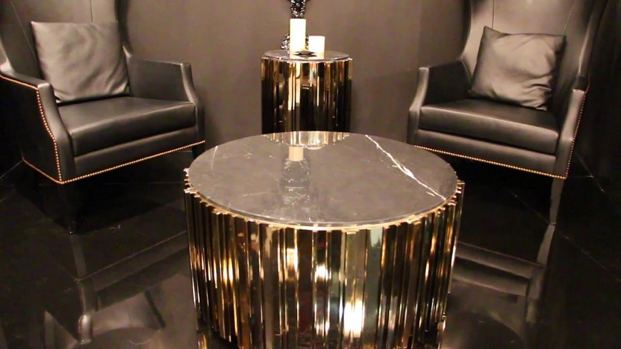 Decorate your living room with perfect center tables