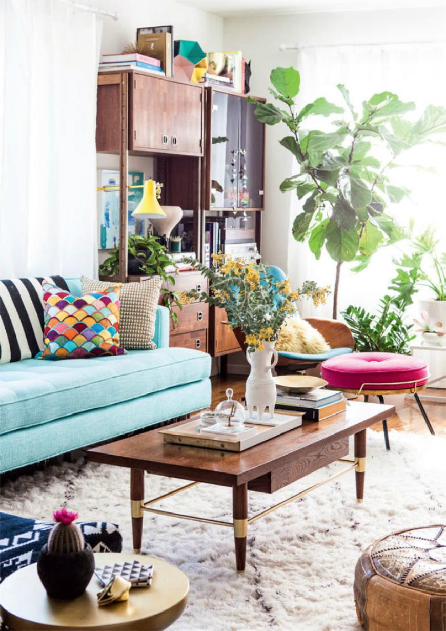 04-ideias-de-decoracao-para-comecar-bem-o-ano  15 Chic Decorated Living Rooms 04 ideias de decoracao para comecar bem o ano