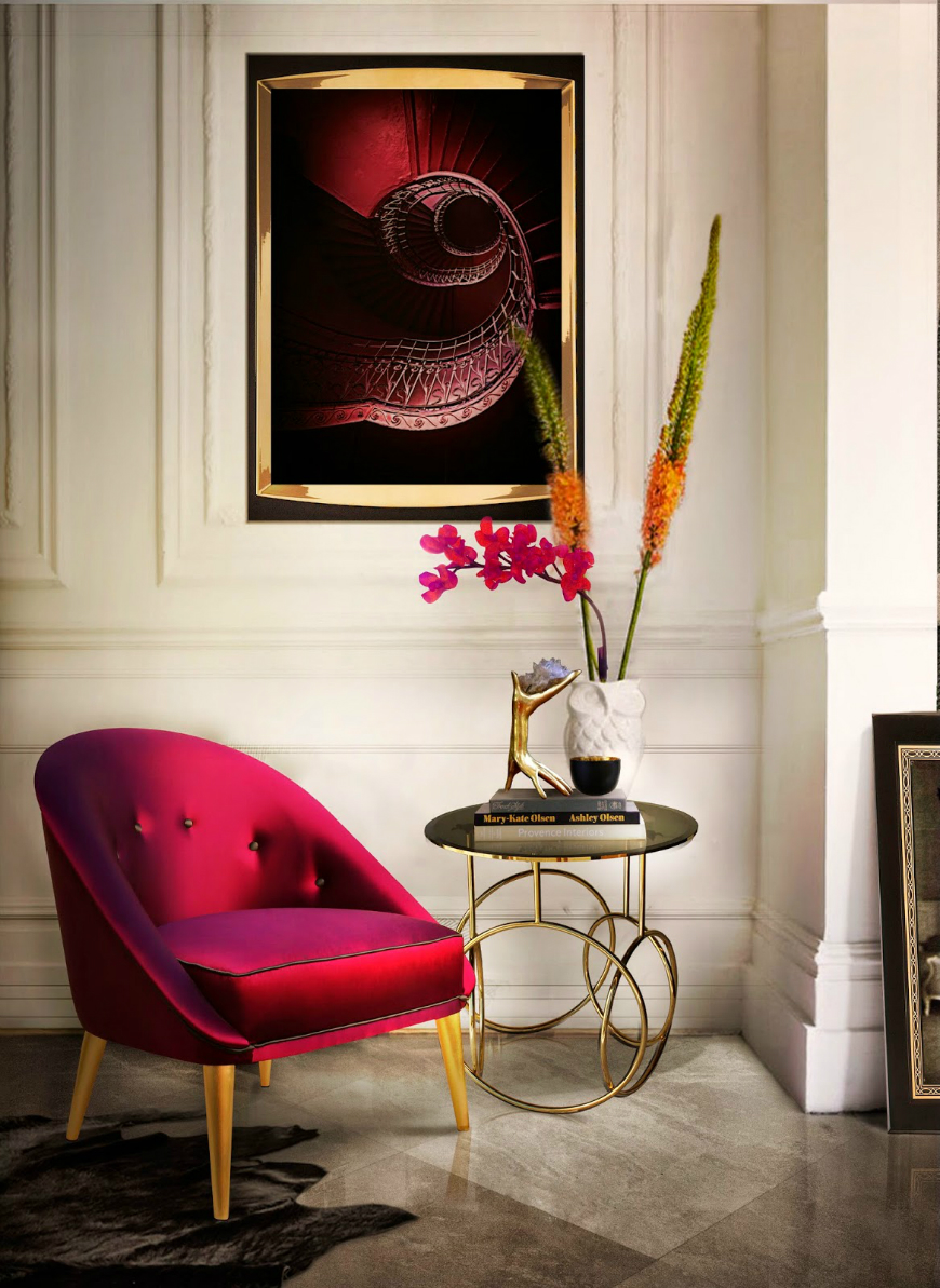 10 Stylish Ideas with Round Coffee and Side Tables Design | Coffee ...