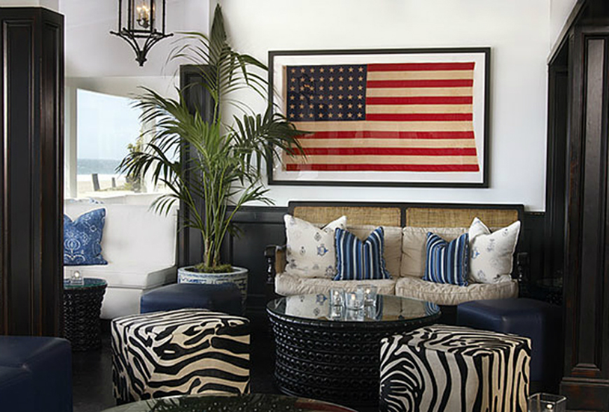 Décor Tricks with American Influence 22 sunset restaurant 03