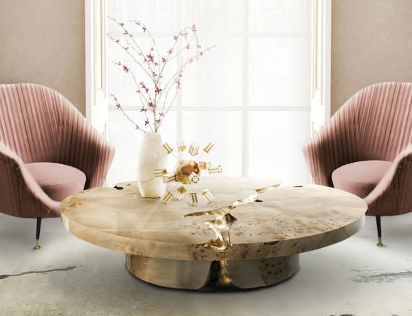 Maison et Objet Coffee and Side Tables You Cannot Miss at Maison et Objet 2017 empire center table1 600x460