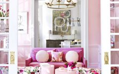 10 Colorful Coffee and Side Tables for Luxury Living Rooms gallery pink parlor 1 240x150
