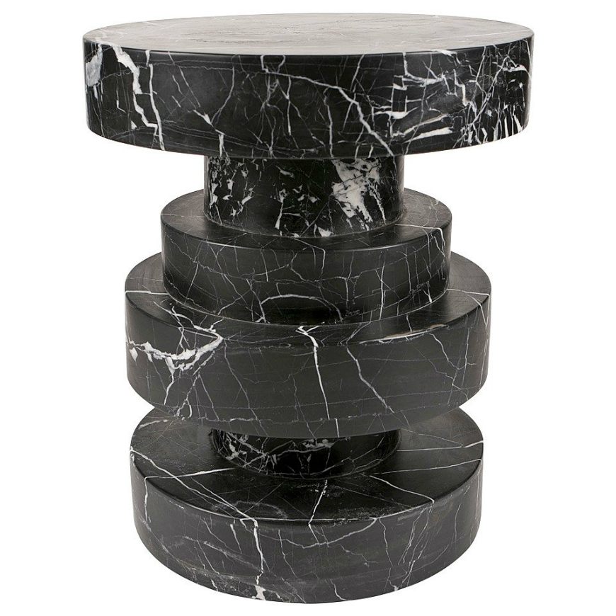 Marble Coffee and Side Table Designs On Home Interiors 1353276 1