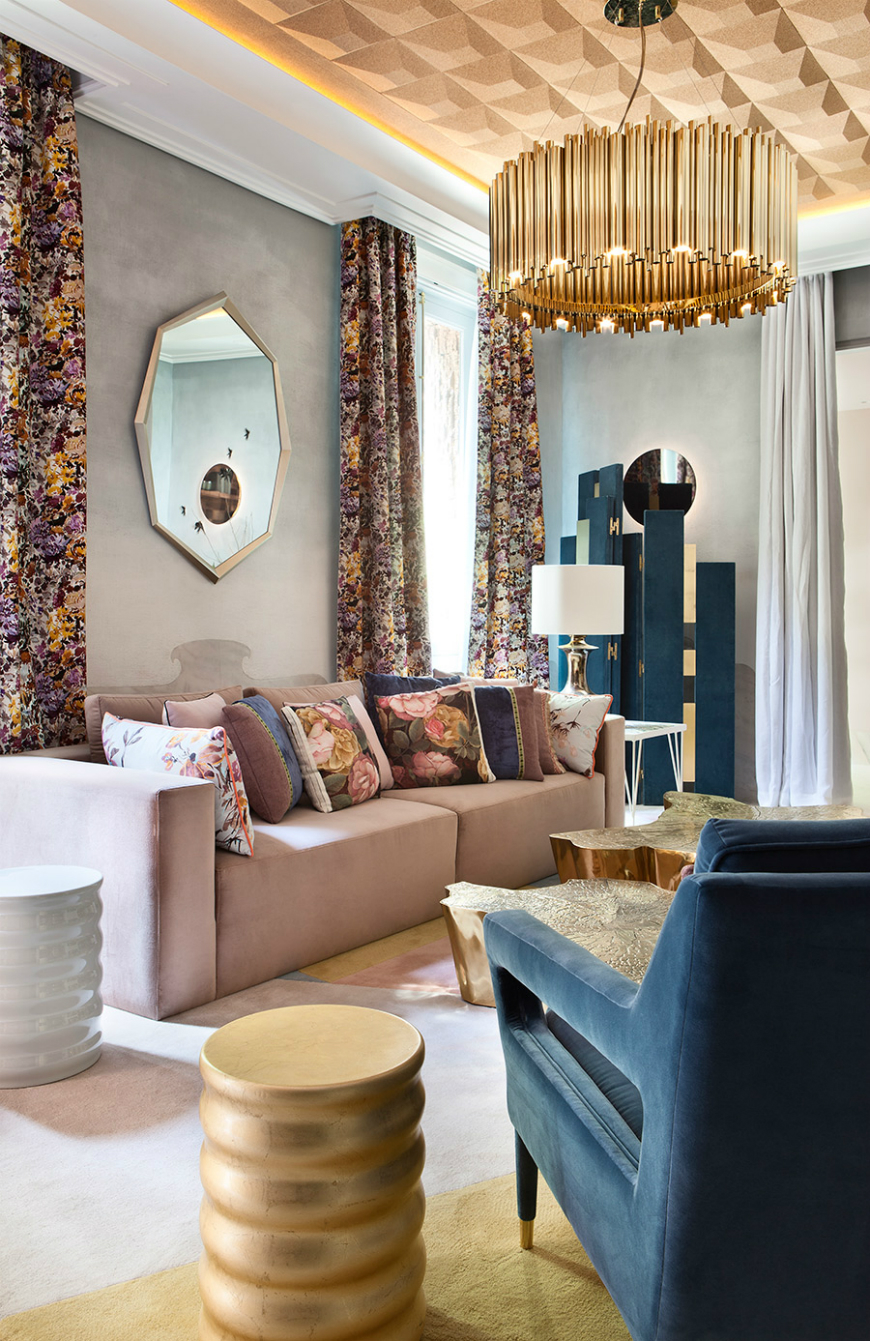 How To Get Shabby Chic Decor In Luxury Living Spaces 3 Interior Designer  Pepe Leal Foto
