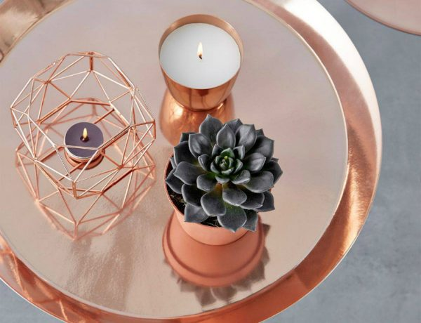 40 Stupendous Copper Coffee and Side Tables for Luxury Homes ab33fdb0df863898b8fae82883a26fc6 600x460
