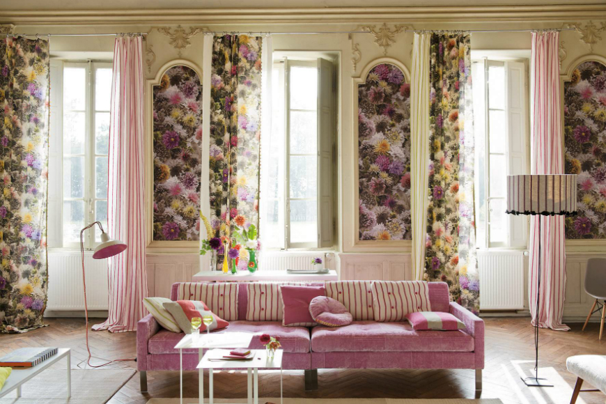 How to Get Shabby Chic Decor in Luxury Living Spaces moda dekorasyon renkleri 1