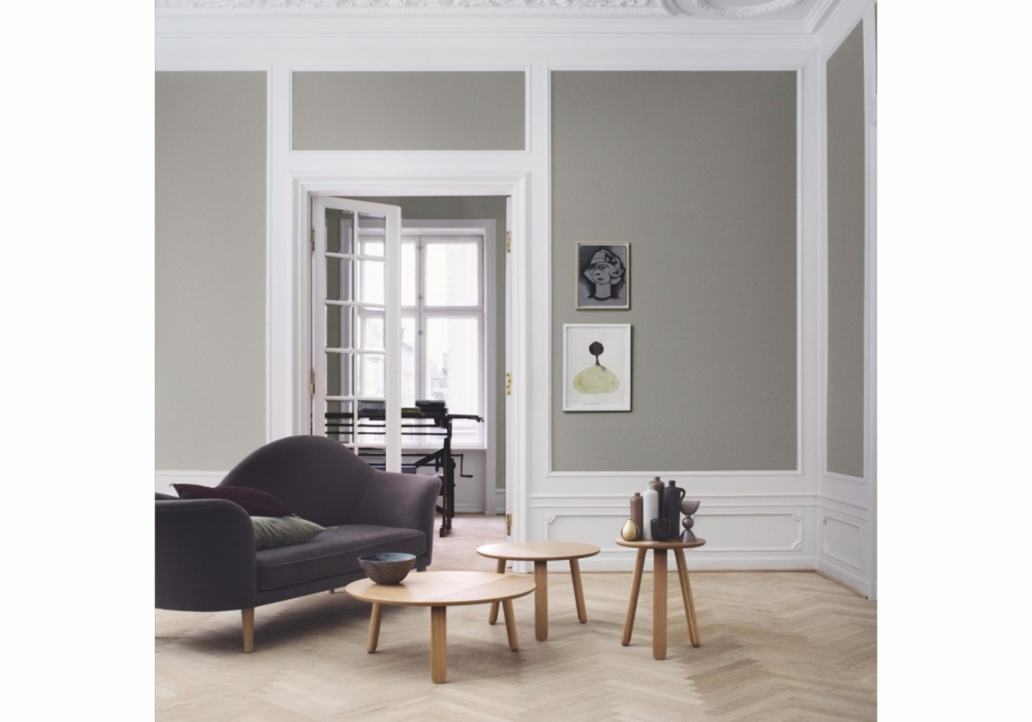 Ideas for a Contemporary Side Table gubi side tables 1500