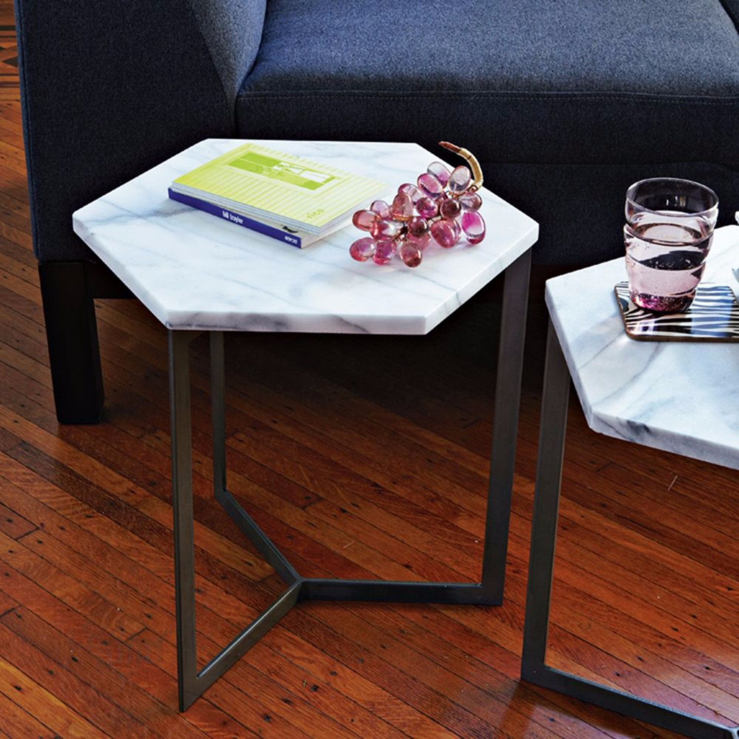 10 Inspiring Minimalist Tables Coffee Tables 10 Inspiring Minimalist Coffee Tables marble finish 10