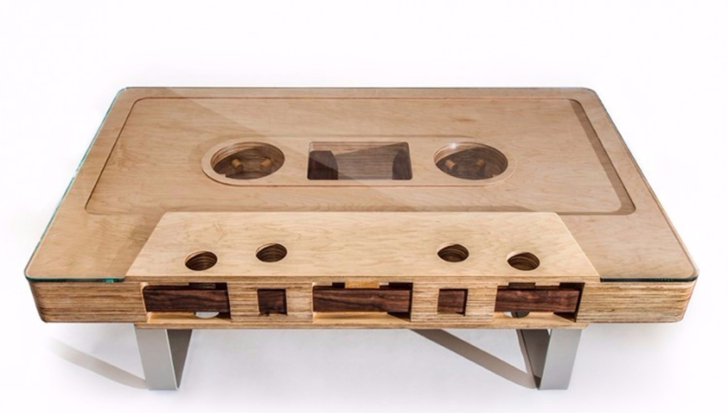 Get Inspired By Sports Themed Room Coffee Tables 6 1