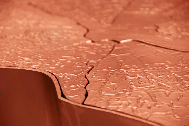 Get Inspired By Boca do Lobo´s Spring Trends eden copper center table 1