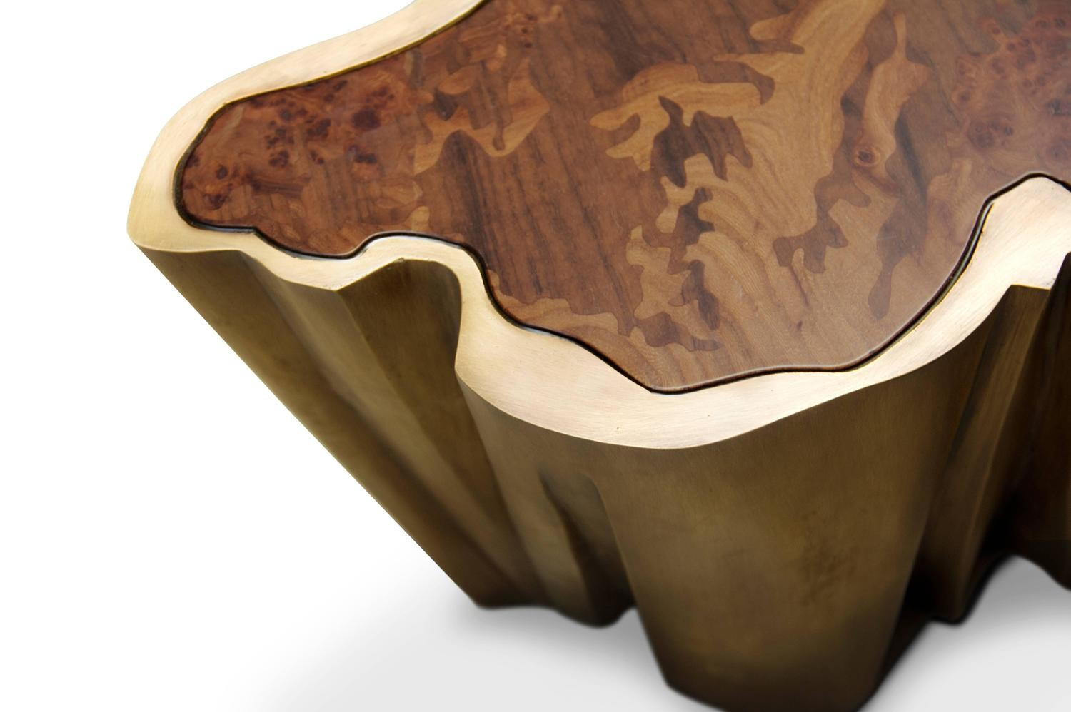 Get Ideas For a New Center Table For Your Living Room sequoia brabbu