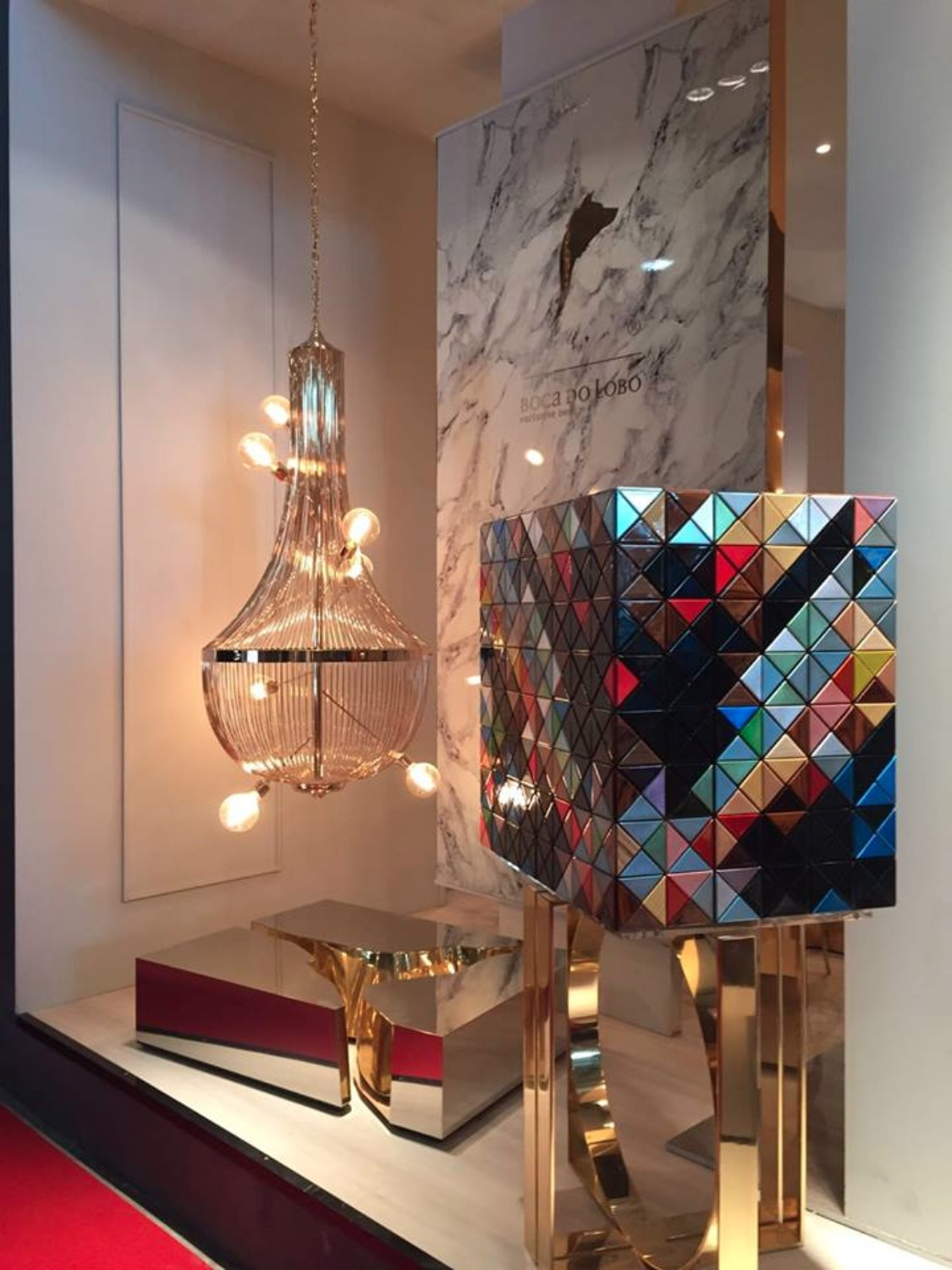 Find Out What Is Happening At Salone Del Mobile 2017 boca do lobo