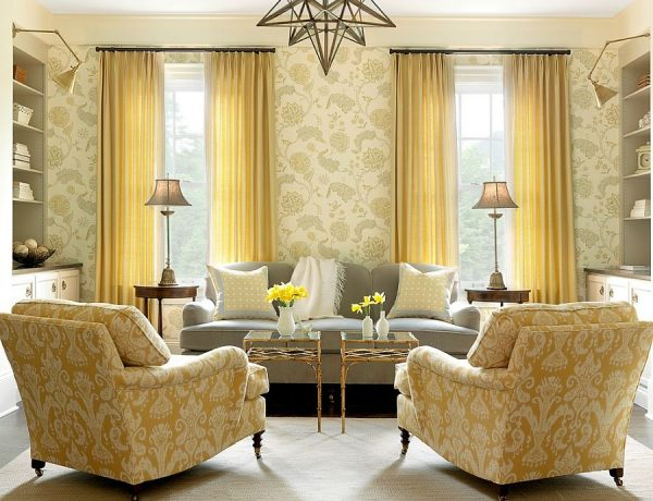 Gold Coffee Table Design Ideas you Will Covet golden coffee tabel 600x460