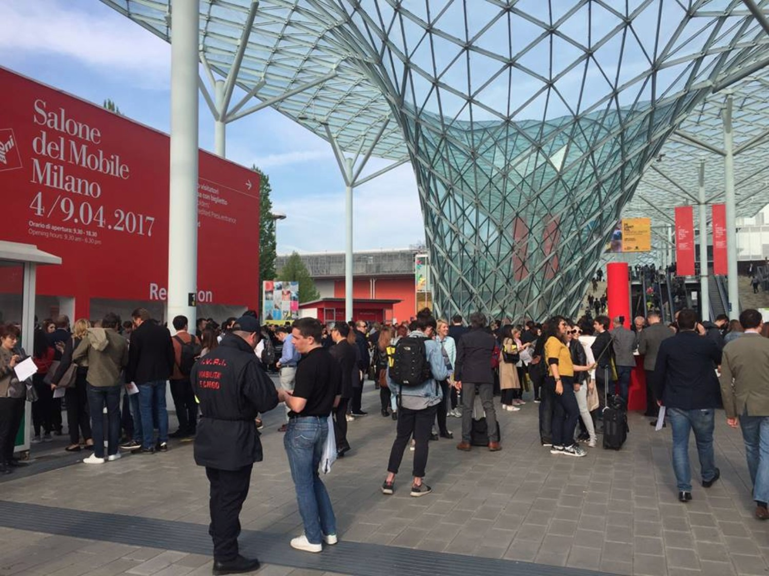 Find Out What Is Happening At Salone Del Mobile 2017 milano