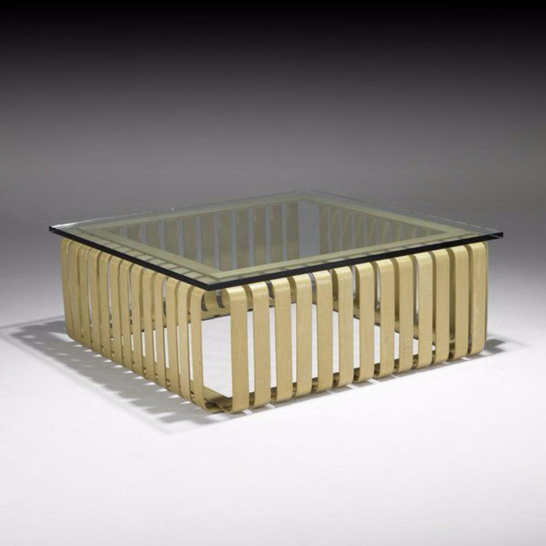 10 Award Winner Coffee Table Designs ribbon like design