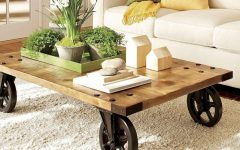 coffee and side table 12 Modern Coffee and Side Tables With Wheels white coffee table on wheels coffee table coffee table with wheels for sale in minimalist 240x150
