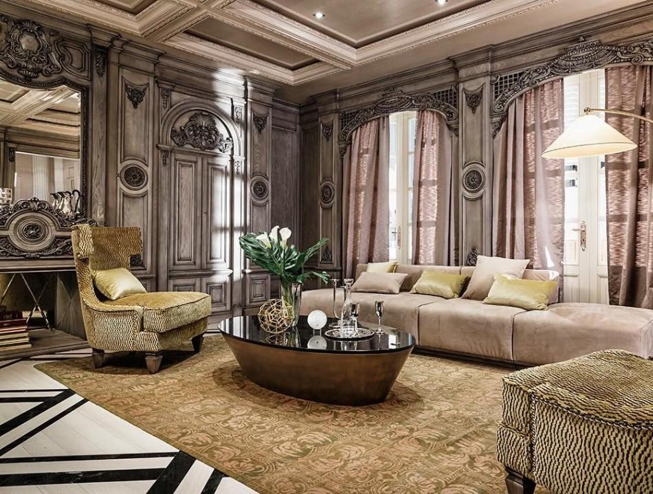luxury coffee tables Luxury Coffee Tables From Neoclassical Inspired Interiors Luxury Coffee Tables From Neoclassical Inspired Interiors