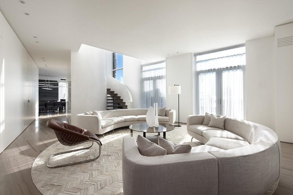 Stunning Living Room Inspirations By Top Interior Designers |  Www.bocadolobo.com #interiordesigners
