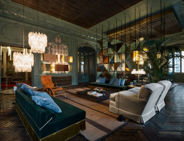 top interior designers Stunning Living Room Inspirations By Top Interior Designers dimore 600x460