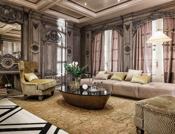 Luxury Coffee Tables From Neoclassical Inspired Interiors | www.bocadolobo.com #neoclassical #coffeetable #livingroom #interiordesign #sittingroom