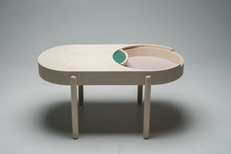 modern coffee table A Modern Coffee Table Inspired By Domino Boxes A Modern Coffee Table Inspired By Domino Boxes