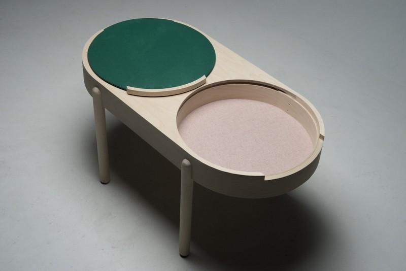 modern coffee table A Modern Coffee Table Inspired By Domino Boxes A Modern Coffee Table Inspired By Domino Boxes2