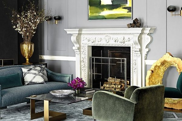 Top Interior Designers: Brilliant Living Room Ideas By Kris Turnbull