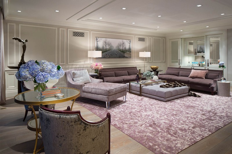 top interior designer Luxurious Living Room Ideas By Top Interior Designer Steven G Luxurious living room ideas10