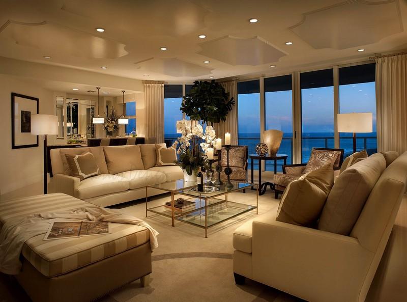 top interior designer Luxurious Living Room Ideas By Top Interior Designer Steven G Luxurious living room ideas2