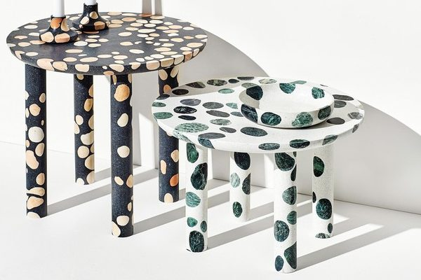 Colorful Coffee Tables At Imm Cologne 2017