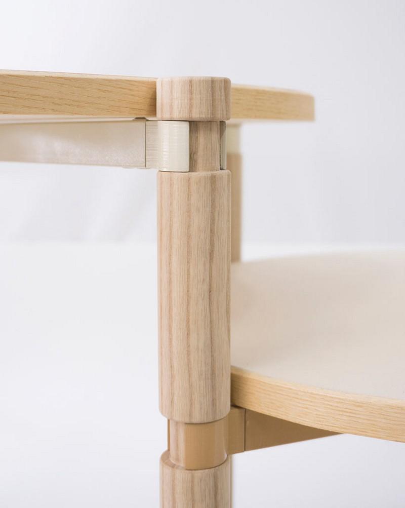 coffee table coffee table Discover Amazing Coffee Table Inspired By Lego Leg O tables Kunikazu Hamanishi 4