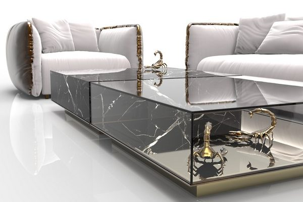 marble coffee tables Top 10 Exclusive Marble Coffee Tables Top 10 exclusive marble coffee tables13 e1502712380569 600x400