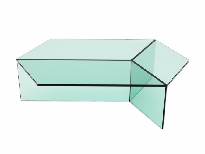 glass coffee table The Stuning Glass Coffee Tables by Sebastian Scherer isom4