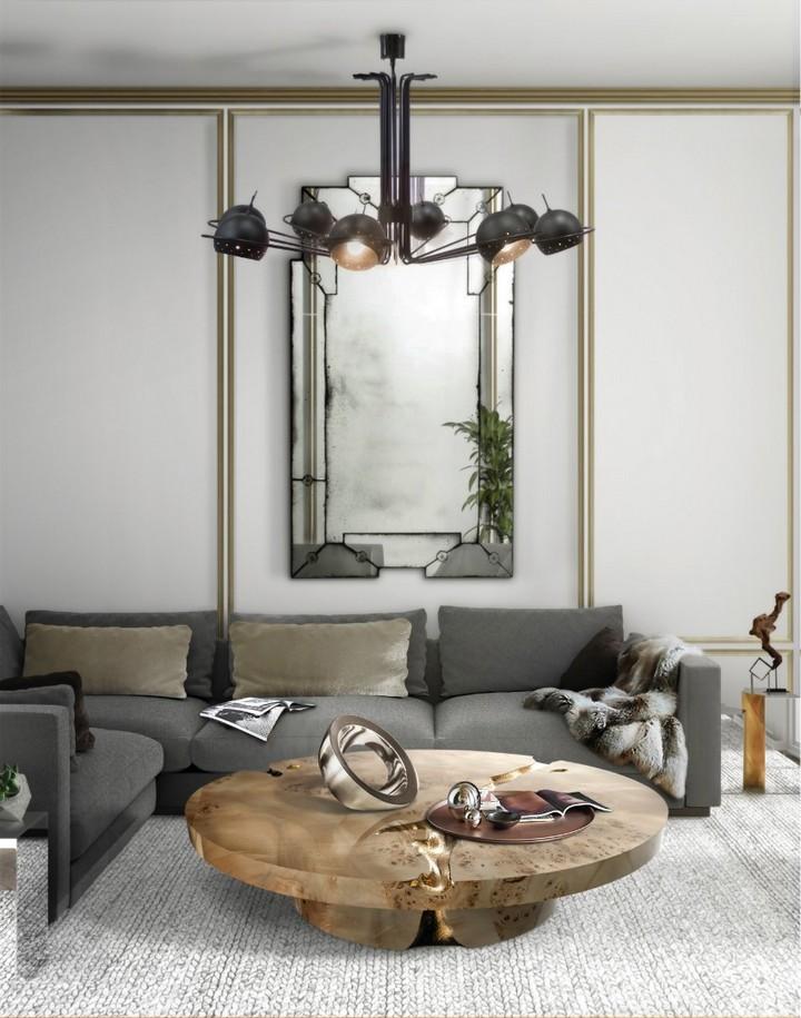 dark wood furniture center table design coffee table designs living room design living room ideas living room interior living room design Improve Your Living Room Design With Dark Tone Furniture BL Living Room 1 1