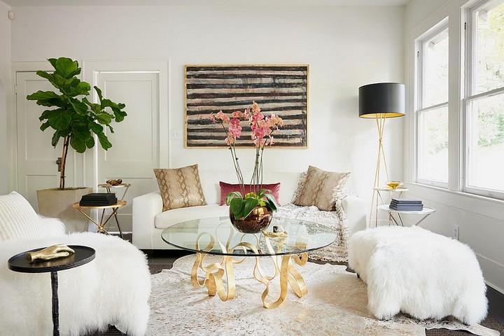 monochromatic colors Most Stylish Living Spaces with Monochromatic Colors Most Stylish Living Spaces with Monochromatic Colors12