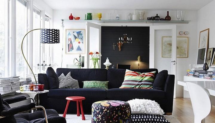 monochromatic colors Most Stylish Living Spaces with Monochromatic Colors Most Stylish Living Spaces with Monochromatic Colors18