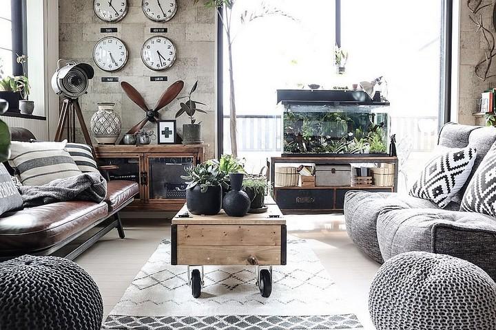 monochromatic colors Most Stylish Living Spaces with Monochromatic Colors Most Stylish Living Spaces with Monochromatic Colors6