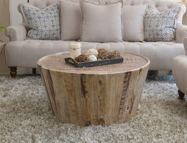 wood coffee table Natural Wood Coffee Tables You Will Love Natural Wood Coffee Tables You Will Love1 600x460