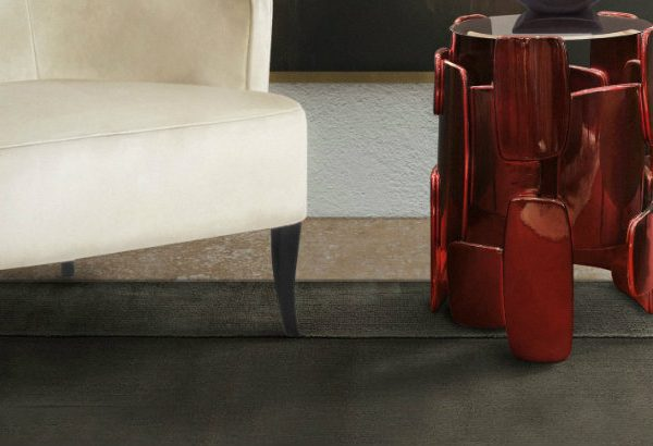 contemporary side tables Enhance The Modern Attitude Of Your Home With Contemporary Side Tables feature 2 600x410