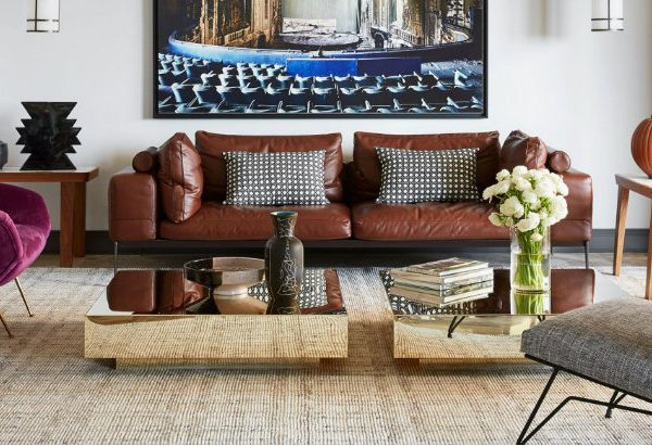 side tables Timeless Luxury Coffee and Side Tables in Grace Apartment featured 12 600x411