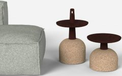 side tables Cork-base side tables by Alain Gilles featured 10 240x150