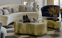 coffee table design Amazing Coffee Table Design At Russian Apartment featured 5 240x150