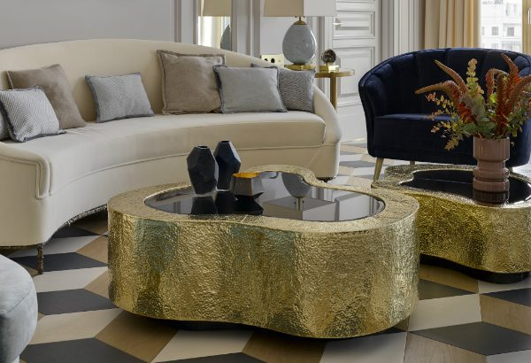 coffee table design Amazing Coffee Table Design At Russian Apartment featured 5 600x410