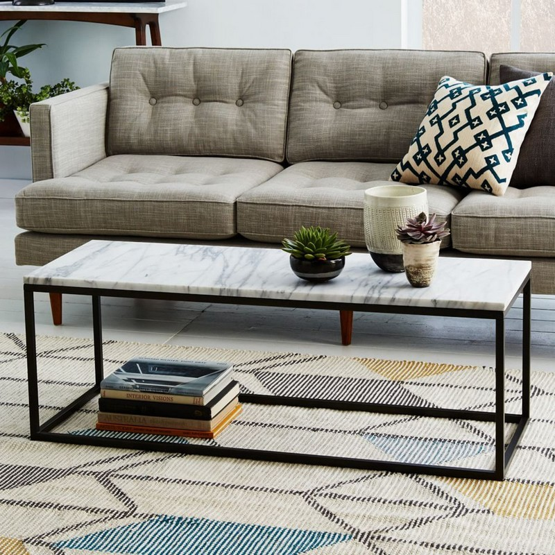 marble coffee tables Marble Coffee Tables For The Coolest Living Room Marble Coffee Tables For The Coolest Living Room 12