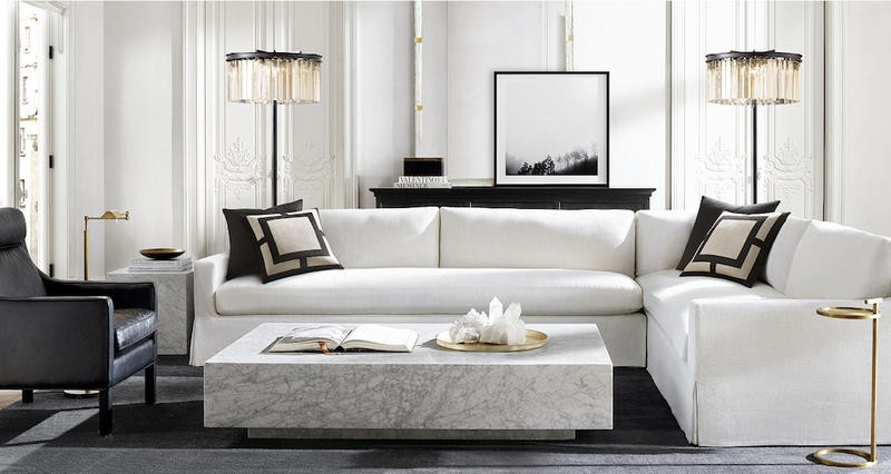 Marble Coffee Tables For The Coolest Living Room