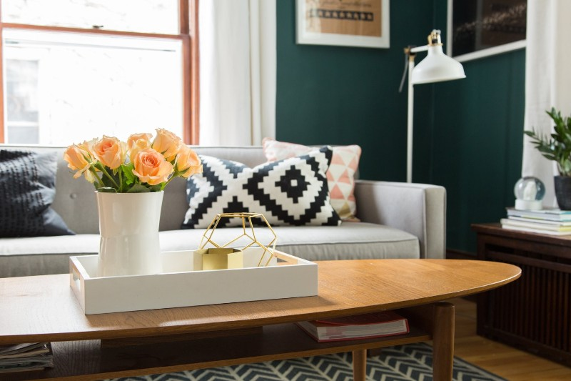 """coffee table Why """"Clearing the Coffee Table"""" is the New """"Making the Bed"""" Why Clearing the Coffee Table is the New Making the Bed 5"""